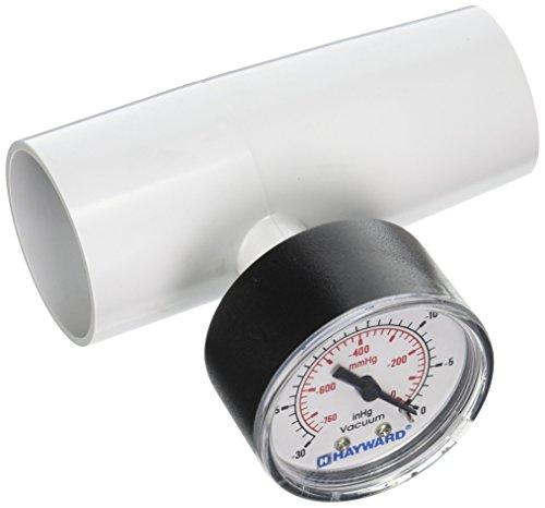 Hayward V096P In-Line Vacuum Gauge Replacement for Hayward Skimmer Plate Pool Vac Cleaners ()