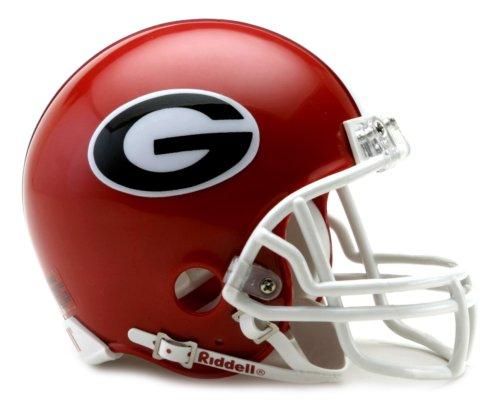 NCAA Georgia Bulldogs Replica Mini Football (Georgia Bulldogs Mini Football)