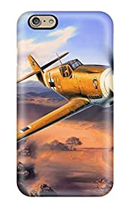Durable Aircraft Military Man Made Military Back Case/cover For Iphone 6