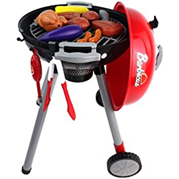 Amazon Com Sizzling Barbecue Children S Toy Bbq Grill