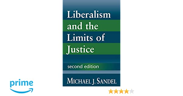 Liberalism and the Limits of Justice 2 ed.