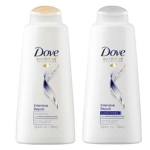 Dove Intensive Repair Shampoo Conditioner