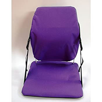 Sacro-Ease Sports Portable Back and Lumbar Support Cushion