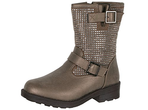 You.S, Bottes pour Fille - beige - Taupe, 38