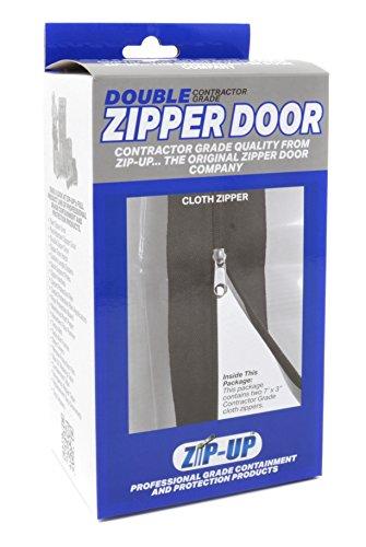 Zip-Up Products Air-Tight Twin Zipper Door - 84