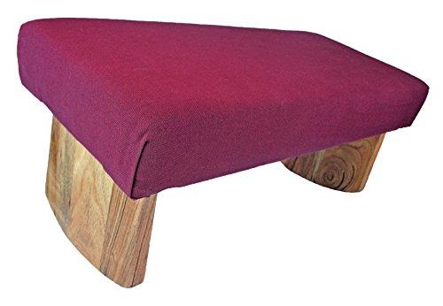 Meditation Bench- Acacia Wood (Best Meditation Benchs)