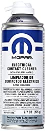 Genuine Chrysler Accessories 5018045AA Electrical Contact Cleaner - 9.7 oz. Aerosol Can
