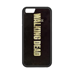 Classic Style Custom Silicone Hard Rubber Protector Case for iPhone6(4.7inch) - The Walking Dead