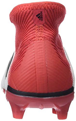 Strap 18 Unisexes Football J Chaussures Predator Blanc 000 ftwbla Fg 1 Adidas Enfants De Negbas cI0qOrZqS