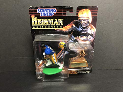 1997 Heisman Trophy Winner Football Action Figure Tony Dorsett University of Pittsburgh 1976