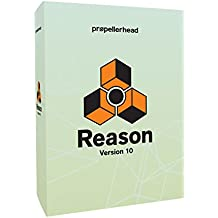 Propellerhead 101000010 Reason 10 Music Production Software