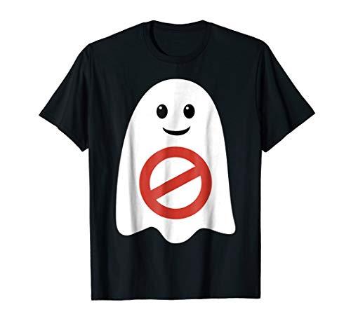 GhosthuterBoo TShirt cute Boo Ghost Hunter Helloween