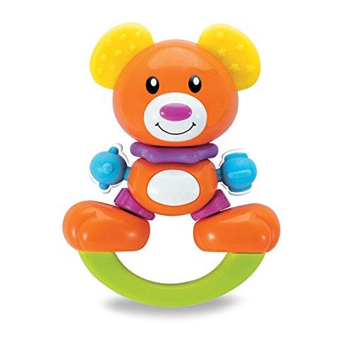 憧れの Baby Baby Baby Bendy Bear B0038MY3W8 Bear Teether B0038MY3W8, 三宅町:659ad40c --- a0267596.xsph.ru