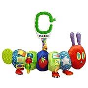 The World of Eric Carle Developmental Caterpillar by Kids Preferred