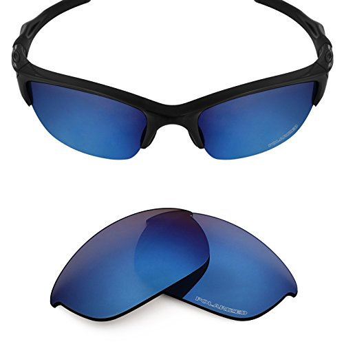 Mryok+ Polarized Replacement Lenses for Oakley Half Jacket 2.0 - Pacific Blue by Mryok