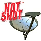 Directv Satellite Dish Heater for a Slimline Dish with power and cable