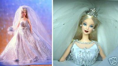 Mattel 2000 Millennium Bride Barbie