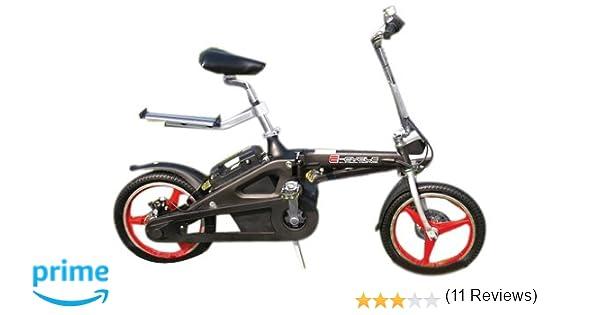 Amazon.com: Extreme Max 5200.2021 E-Cycle Black/Red All Aluminum ...