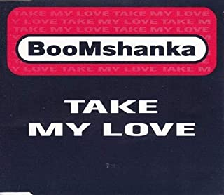 product image for Take My Love CD UK Mother 1994