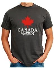 MAPLE CANADA Lacrosse T-Shirt