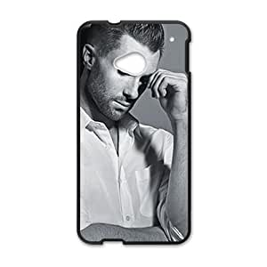 DAZHAHUI Distinctive handsome mature man Cell Phone Case for HTC One M7