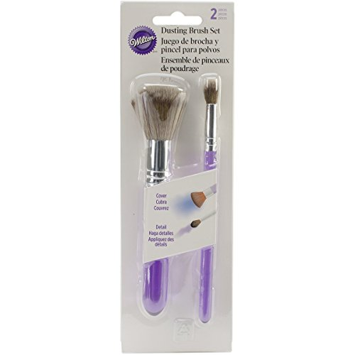 Wilton 1907-1351 2-Piece Dusting Brush Set