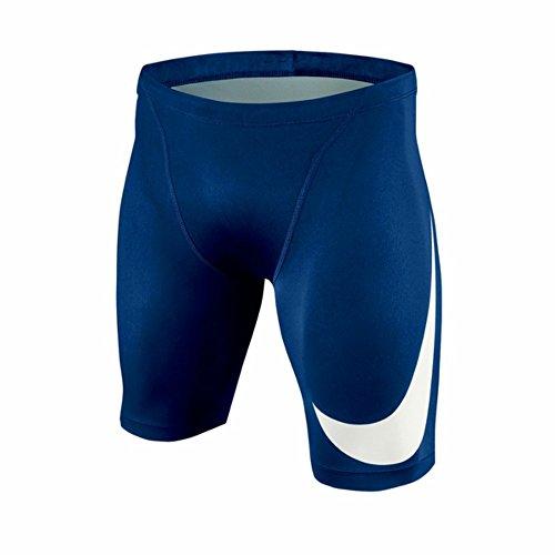 Nike Men's Big Swoosh Jammer - Navy - Size 36