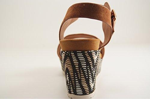 Karston Women's Court Shoes Cognac NNlvnhETo