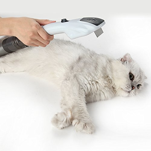 EZ SPARES New Design Grooming And Cleaning Tool,Dog Cat Animal Pet Attachment Massage Handheld Brush Electrostatic Absorption For All 2 Sizes 32mm&35mm Universal Vacuum Cleaner With Instruction Gift - incensecentral.us