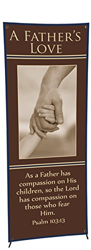ATC001 X-Stand Banner Fathers Day