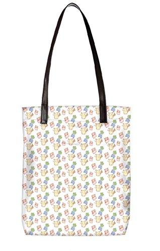 Snoogg Strandtasche, mehrfarbig (mehrfarbig) - LTR-BL-3432-ToteBag