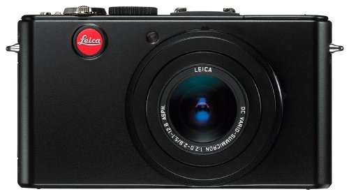 Leica D-Lux 4 Digital Camera (Black) (Discontinued by (Leica D Lux)