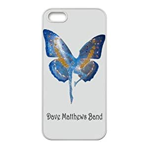 Danny Store 2015 New Arrival TPU Rubber Coated Phone Case Cover for iPhone 5 / ipod touch4 - Dave Matthews Band Fire Dancer by heywan