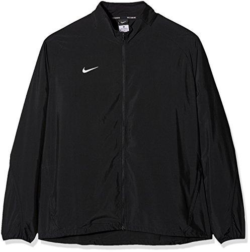 Nike Men's Woven Team Running Jacket Black 728257-010 (L)