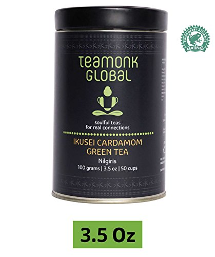 Teamonk Green Tea Collections