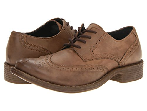 Kenneth Cole Heren Vintage Editie Sy Brown Oxfords Us 11.5