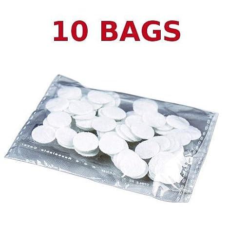 10 Bolsas de pequeñas Filtros para punta de diamante ...