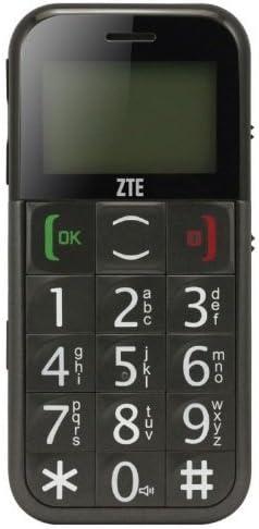 ZTE S202 Teléfono Celular gsm, Negro: Amazon.es: Electrónica
