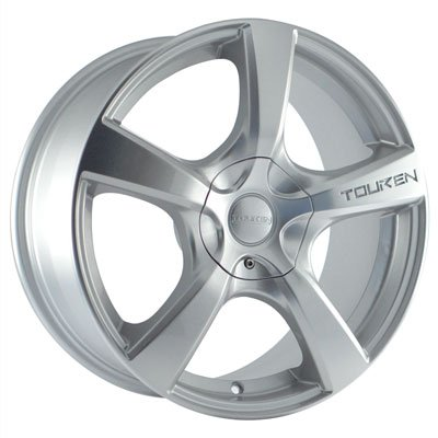 Touren TR9 16 Hypersilver Wheel / Rim 5×110 & 5×115 with a 42mm Offset and a 72.62 Hub Bore. Partnumber 3190-6711S
