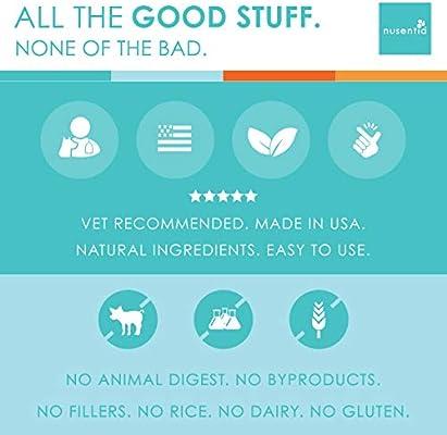 Amazon.com: Natural Salud Urinaria para perros & gatos ...