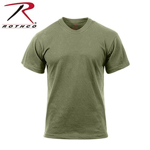 T-shirt Wicking Moisture Military - Foliage Green Moisture Wicking T-Shirt (XL)