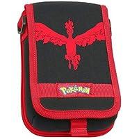 HORI Nintendo 3DS Pokemon Moltres Travel Pouch - Red - 3DS-505U
