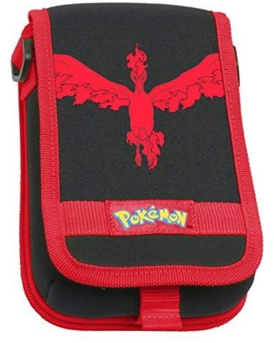 Amazon.com: HORI Nintendo 3DS Pokemon Moltres Travel Pouch ...