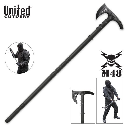 United M48 Tactical Survival Walking Axe, Outdoor Stuffs