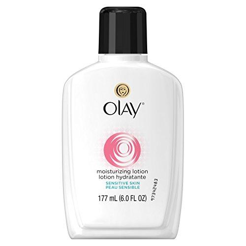 OLAY Moisturizing Lotion Sensitive Skin 6 oz