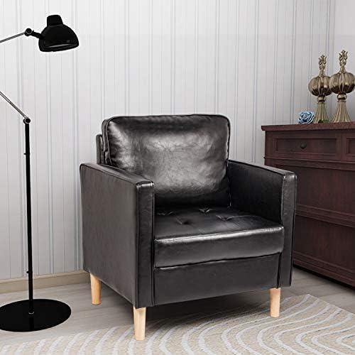 29.1″ L Modern Accent Chair