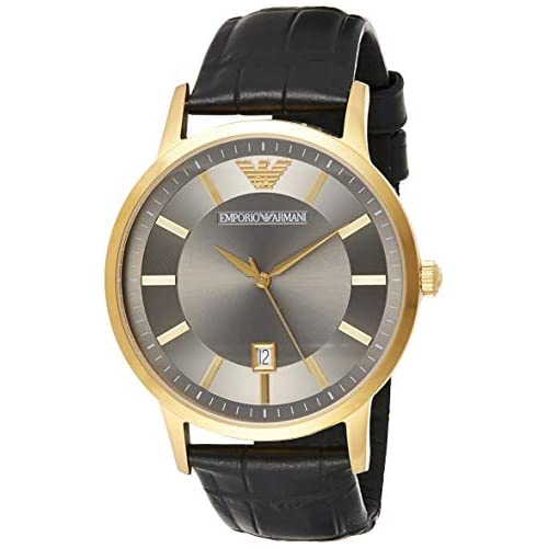chollos oferta descuentos barato Emporio Armani Reloj Schwarz