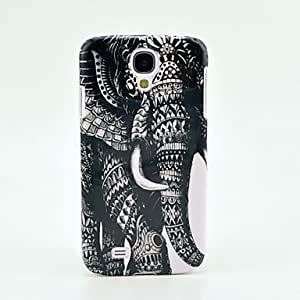 Elephant Pattern Hard Case for Samsung Galaxy S4 I9500