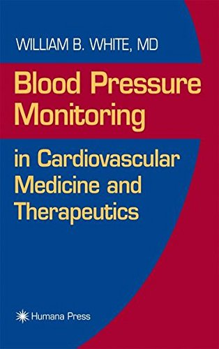 Blood Pressure Monitoring In Cardiovascular Medicine And Therapeutics  Contemporary Cardiology