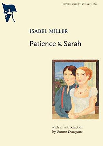 Pdf Lesbian Patience & Sarah (Little Sister's Classics)